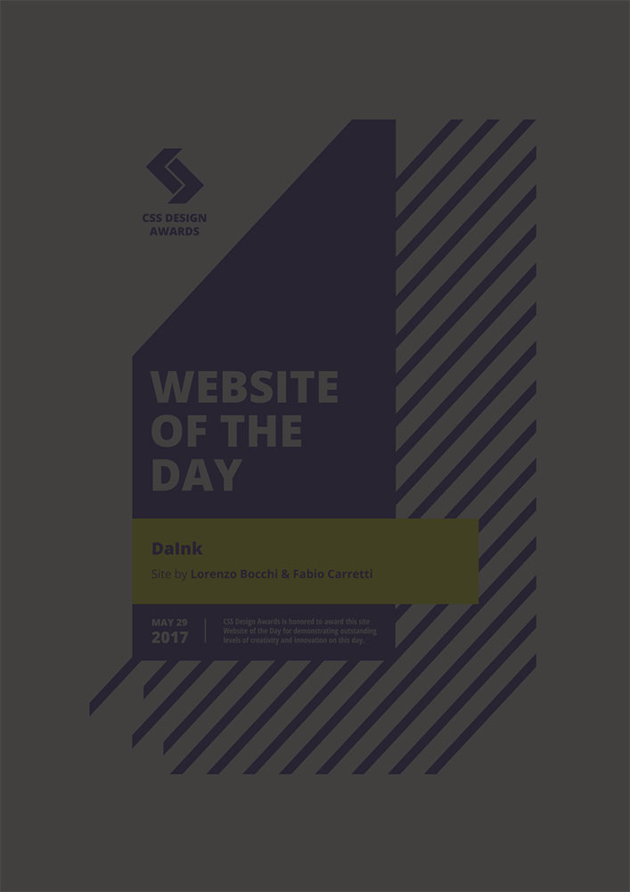 CSS Design Awards
